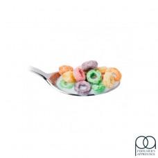 Fruit Circles With Milk