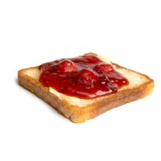 Strawberry Jam with Toast SC