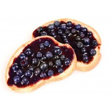 Blueberry Jam with Toast SC